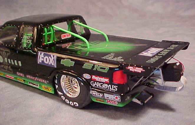 Pro Stock S10 : X files s pro stock by dave hessler
